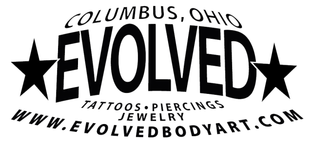 Evolved Logo Hi Res Print