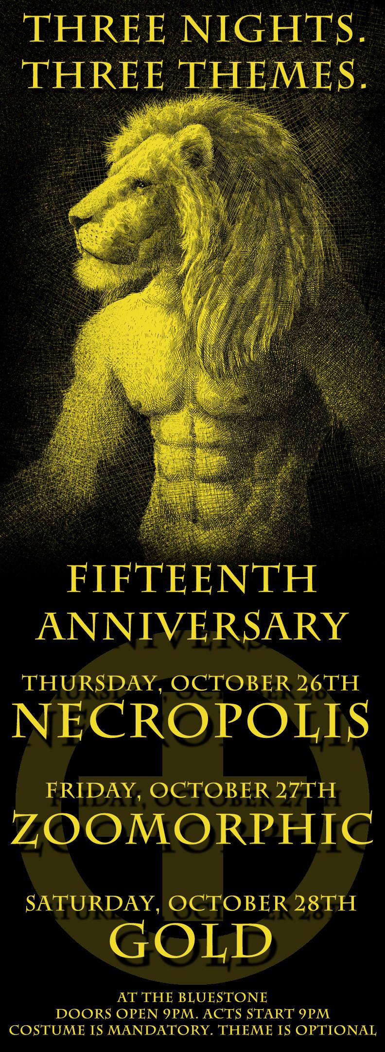 TRAUMA – Halloween Fetish Party – Columbus Ohio
