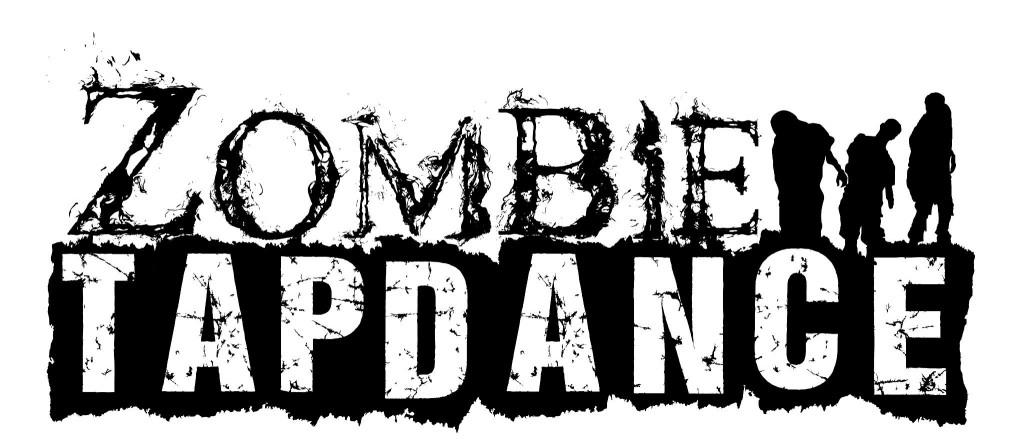 zombie tapdance logo